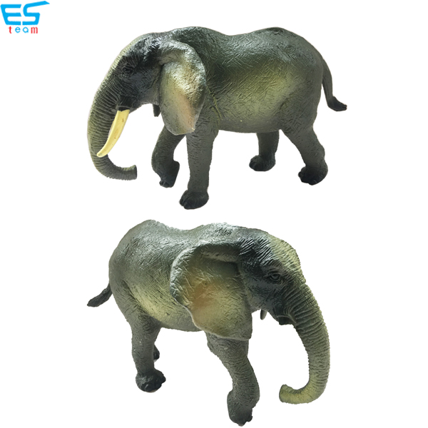 high simulation elephant figurine