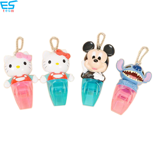 cute cartoon hello kitty lifesaving whistle
