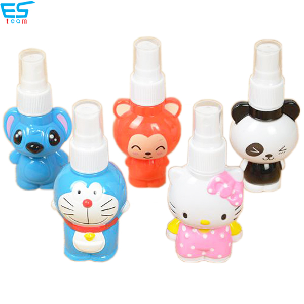 cartoon portable mini spray bottle