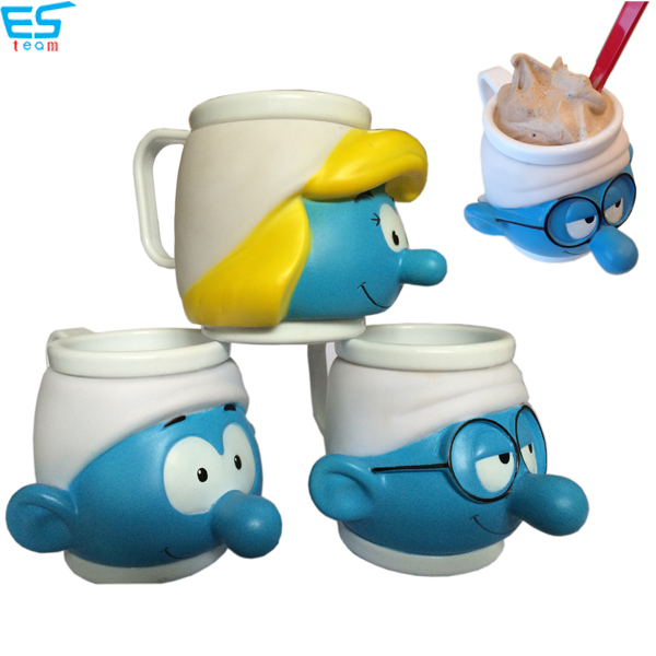 sweet smurfs children cup